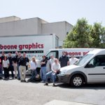 Image for the Tweet beginning: With Ultimate Impostrip®, @BooneGraphics centralized