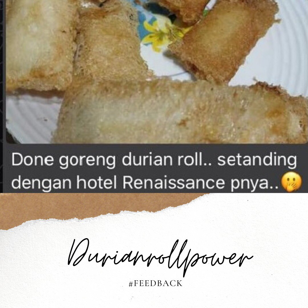 *caj COD dikenakan mengikut kawasan   .  #durian #durianlovers #durianshahalam #durianselangor #durianrollshahalam #bazarpaknil #shahalam #foodlovers #foodporn  #foodblogger #fooddeliveryshahalam #fooddeliveryselangor #fooddeliverykl #durianrollpower
