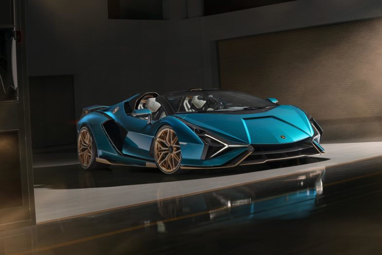 #Lamborghini Sián Roadster : 819 chevaux à ciel ouvert https://t.co/Rf67ZnadGX #Hypercar #LamborghiniSiánRoadster #LamborghniAdPersonam #SiánFKP37 #SiánRoadster #automobile https://t.co/5KLH1iOcyk