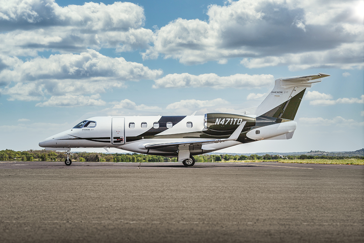 This 2011 Phenom 300 has had a significant price reduction! It is the best valued G1000 equipped Phenom 300 on the market. Contact sales@elliottjets.com or call 844.937.5387. #phenom300 #embraer #bizav #avgeek #businessaviation https://t.co/xvhMBCZoZF