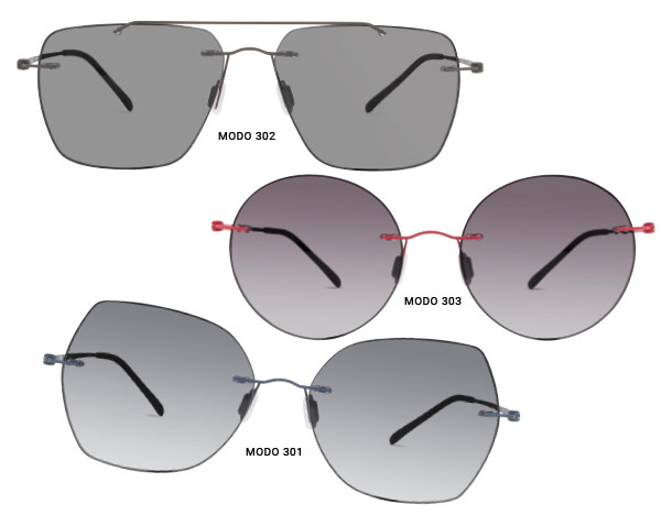 @MODOEyewear introduces new Paper-Thin Rimless sunglass styles https://t.co/7ZUhBBk8LH https://t.co/Lo0MiNFR1I