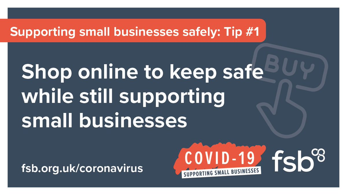 How can you support small businesses safely?  Visit your favourite independent firms online #SupportSmallBusinesses <br>http://pic.twitter.com/2jtZWKKZlW