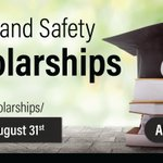 Image for the Tweet beginning: The Chad Bradley #Scholarship encourages