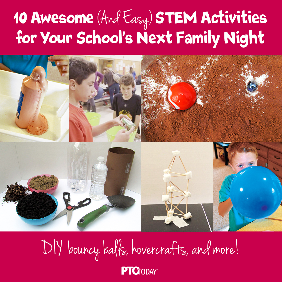 Did someone say virtual family science night? Each of our budget-friendly STEM activities includes a list of the exact supplies you'll need and simple instructions, so you could totally pull it off from home. Check out the 10 most popular activities here > http://ow.ly/II2L50AorJApic.twitter.com/j3kAUlSZLv