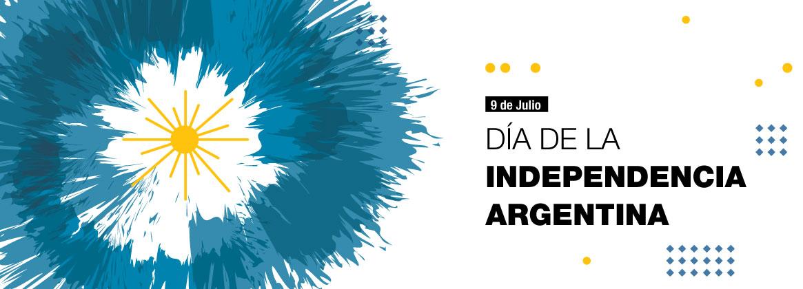 🎓204° Aniversario de la Declaración de nuestra Independencia➕Hoy se conmemora El Día de la Independencia de la República Argentina, fecha de la firma de la Declaración de independencia en 1816. El rector de la UBA saluda con motivo de esta celebración👉https://t.co/btLY3DVShY https://t.co/MarrfEa0XJ