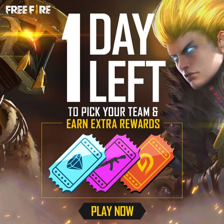 Only one more day left before the Faction Wars end!  Which side will conquer and lead Rampage for another year?  Supporters of the winning Faction will receive bonus reward. #FreeFire #FreeFireBrasil #freefirelover #freefirenews #Freefireleaks #garenafreefirepic.twitter.com/kPV3jS72kZ