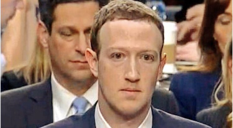 Zuckerberg has created a policy that Facebook will NOT fact check politicians, even if they are spouting lies that were disproven, prior to their posts or ads going live.  This policy exists for one reason and one reason only.  To profit off Trump's lies.  #FascistFacebook<br>http://pic.twitter.com/JvEiufYAlv