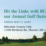 Image for the Tweet beginning: BC&E's signature golf event is