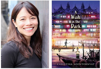test Twitter Media - A Wish in the Dark is an adventurous middle grade novel set in a Thai-inspired fantasy world. Author Christina Soontornvat joins our virtual book tour to share the novel's inspiration and much more! Visit our blog for the exclusive interview & activities. https://t.co/5YpnJKwhJQ https://t.co/ucAM4tvILa