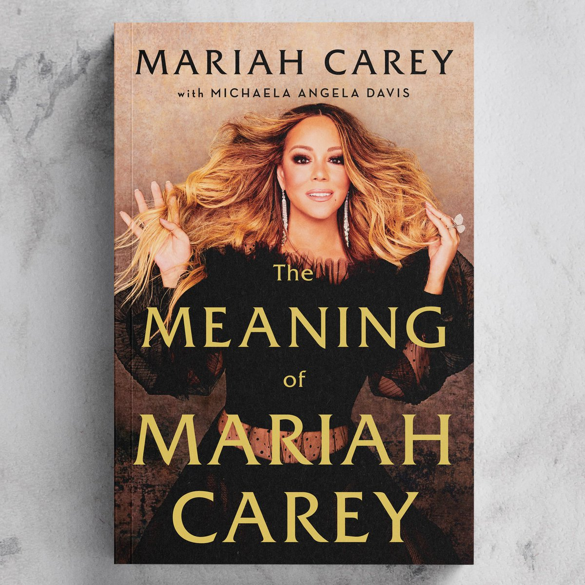 The Meaning of Mariah Carey 🦋 Out Sept 29 🦋 Pre-order: https://t.co/zepHkXMYFJ https://t.co/vEgi6PEMXX
