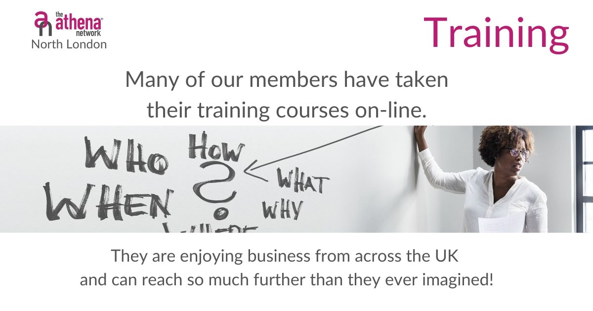 Whilst some have been experiencing a quieter period within their business, they have been filling the void by filling up on knowledge and learning.  Athena can help you in more ways than one, contact me for more information.  #SelfMade #WomenInspiringWomen #SupportWomenInBusiness https://t.co/kziEgJigbq