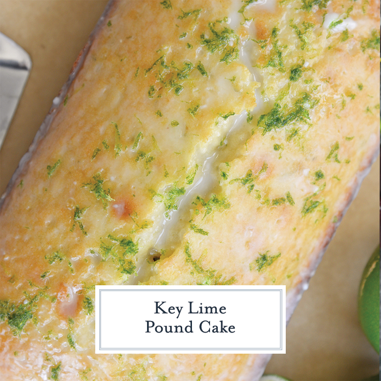 Craving something tropical? This KEY LIME POUND CAKE will do the trick! Its perfectly sweet with just the right amount of zing! #summerdessertweek Recipe & Pin: savoryexperiments.com/key-lime-pound…