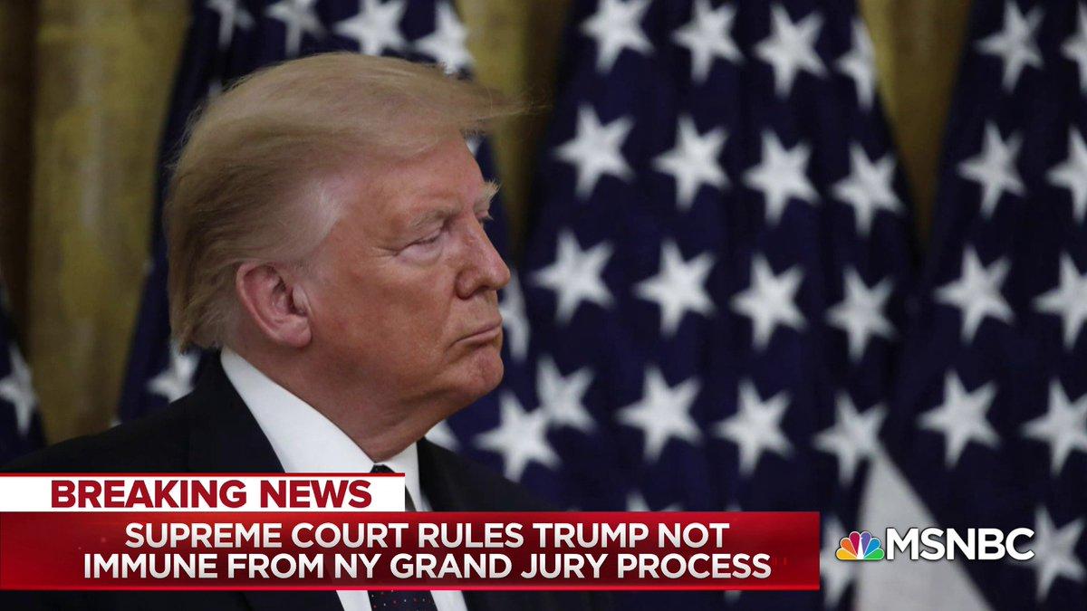 Breaking now on @MSNBC. https://t.co/O7dY5k6dau