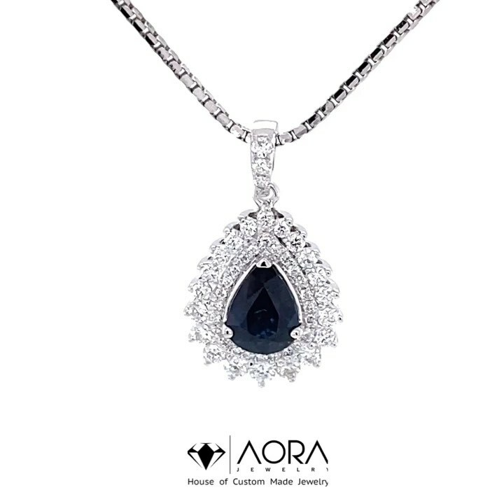 There is only one happiness in life, to love and be loved.  #pekanbarustory #bluesapphire #diamondpendant #aorajewelry #lovequotes #happiness #happybirthday #giftideas #happymothersday #happymoment #precious #loveyourself #beautiful #handcrafted https://instagr.am/p/CCbIWjPAmYu/pic.twitter.com/87BcWE6MDC