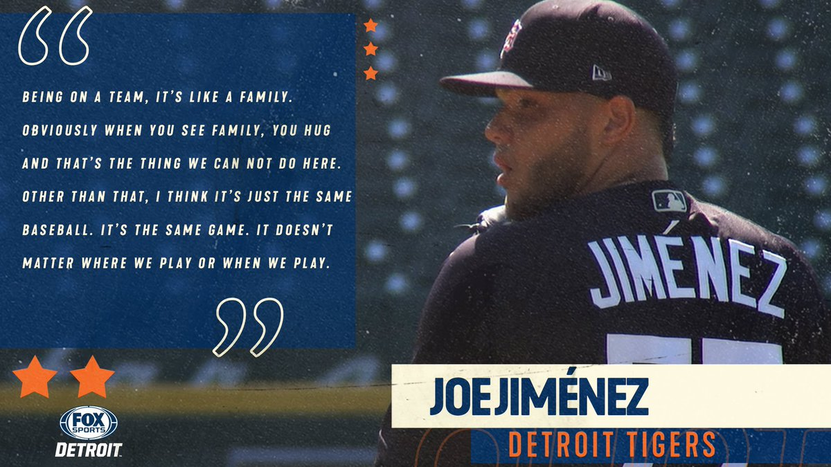 It's about family & baseball. #Tigers https://t.co/2RQwxID8FH