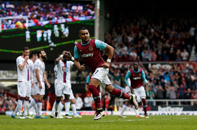 No West Ham player has created more chances than Dimitri Payet since August 2015 (28) He left in January 2017... 😅
