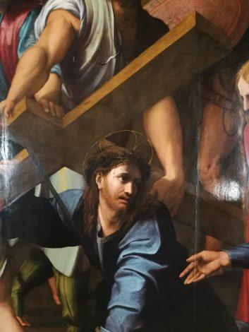 Rinasce allo Spasimo con RestArt l'altare del Gaginicon la ricostruzione della tela di Raffaello (FOTO E VIDEO) - https://t.co/AzAaPei3vm #blogsicilianotizie
