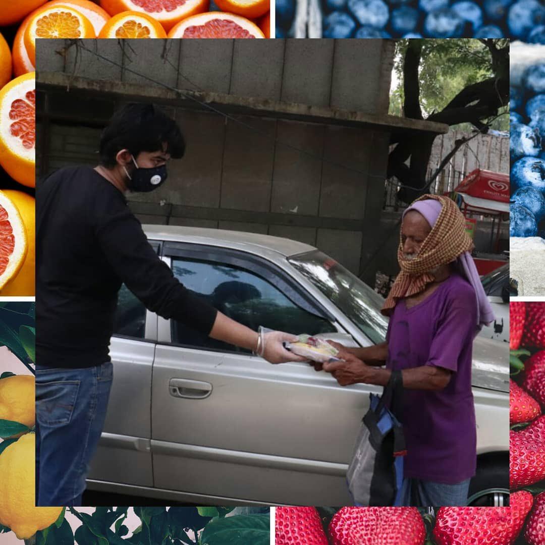 Rotaract Club of Mahaaraja Agrsain organized it's first even of the tenure- *Aagaaz* : khushion ke phal- A first donation drive🌺  #rid3011 #rise #cherished #teamRaCMA #theeraofequality  @Shekhar_Rotary @Rotary https://t.co/WbKAOXPzlJ