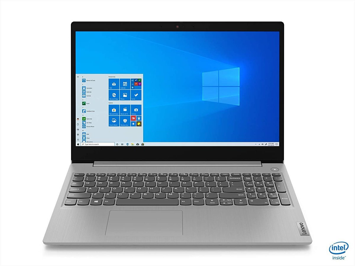 "https://amzn.to/2W5fV45 Lenovo IdeaPad 3 - Ordenador Portátil 15.6"" FullHD (Intel Core i5-1035G1, 12GB RAM, 256GB SSD, Intel UHD Graphics, Windows 10 Home) gris - Teclado QWERTY Español 621 EUROS ($64000 impuesto pais Incluido) pic.twitter.com/ArShZrCltV"