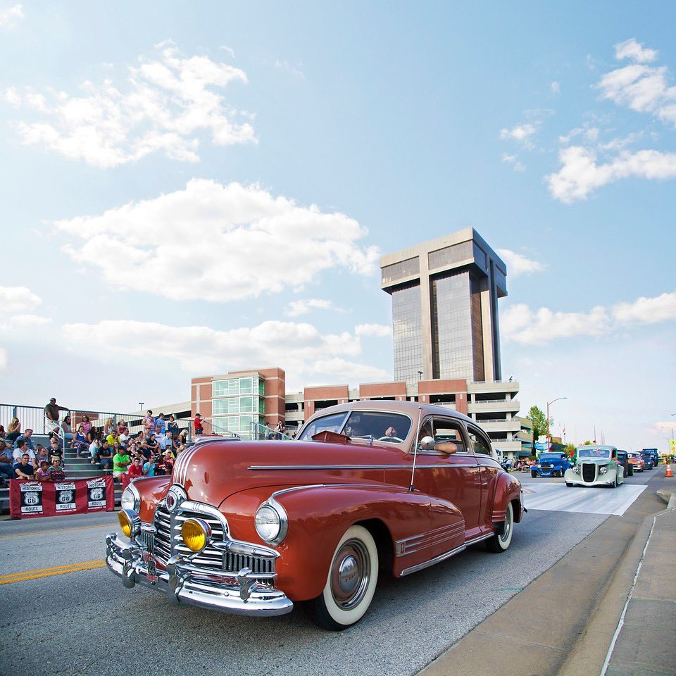 Our #30 #30OutdoorAdventuresIn30Days includes Route 66.  Springfield is known as the Birthplace of Route 66 and is home to many historic sites from the original highway as well as newer ones that pay homage to the road that started it all. pic.twitter.com/UDRcDRKtAP
