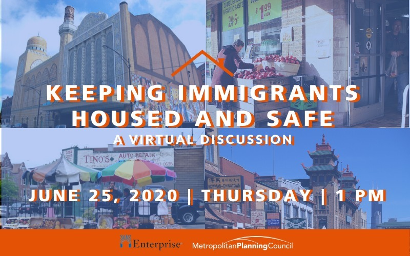 A conversation with several community leaders about the short and long term impacts of the COVID-19 on Chicago's immigrant communities, necessary actions, and the intersections with the Movement for Black Lives.  http:// sco.lt/99ZuVM       #community #socialjustice #housing<br>http://pic.twitter.com/iXrddFtKHo