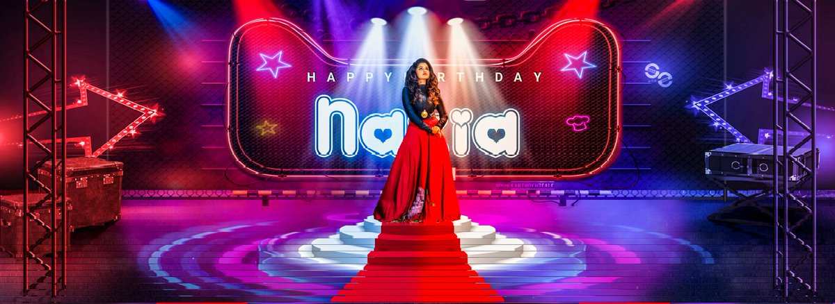Happy birthday @NaziaSulthanSh2  stay home and stay safe.   #HBDReinaNazia<br>http://pic.twitter.com/hEuVSc3CVx