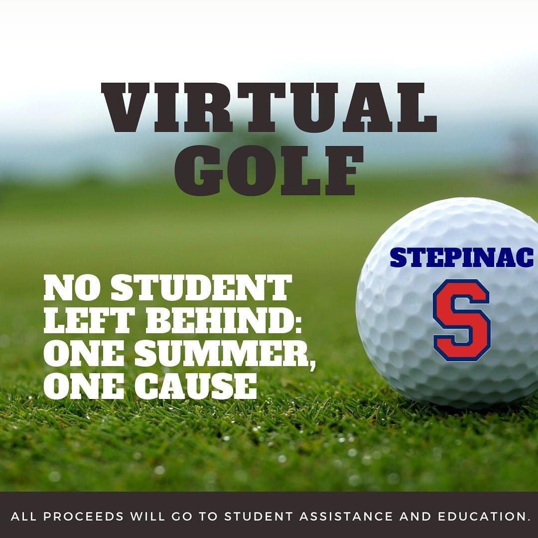 The time join is now! Participate in Stepinac's Virtual Golf Challenge! Sign up today and submit your score after your round on https://t.co/6DfK8a6PtL. You will receive a Stepinac hat and sleeve of Stepinac golf balls with your entry.  #StepinacStrong #Crusaders https://t.co/L0RhcLkWpG