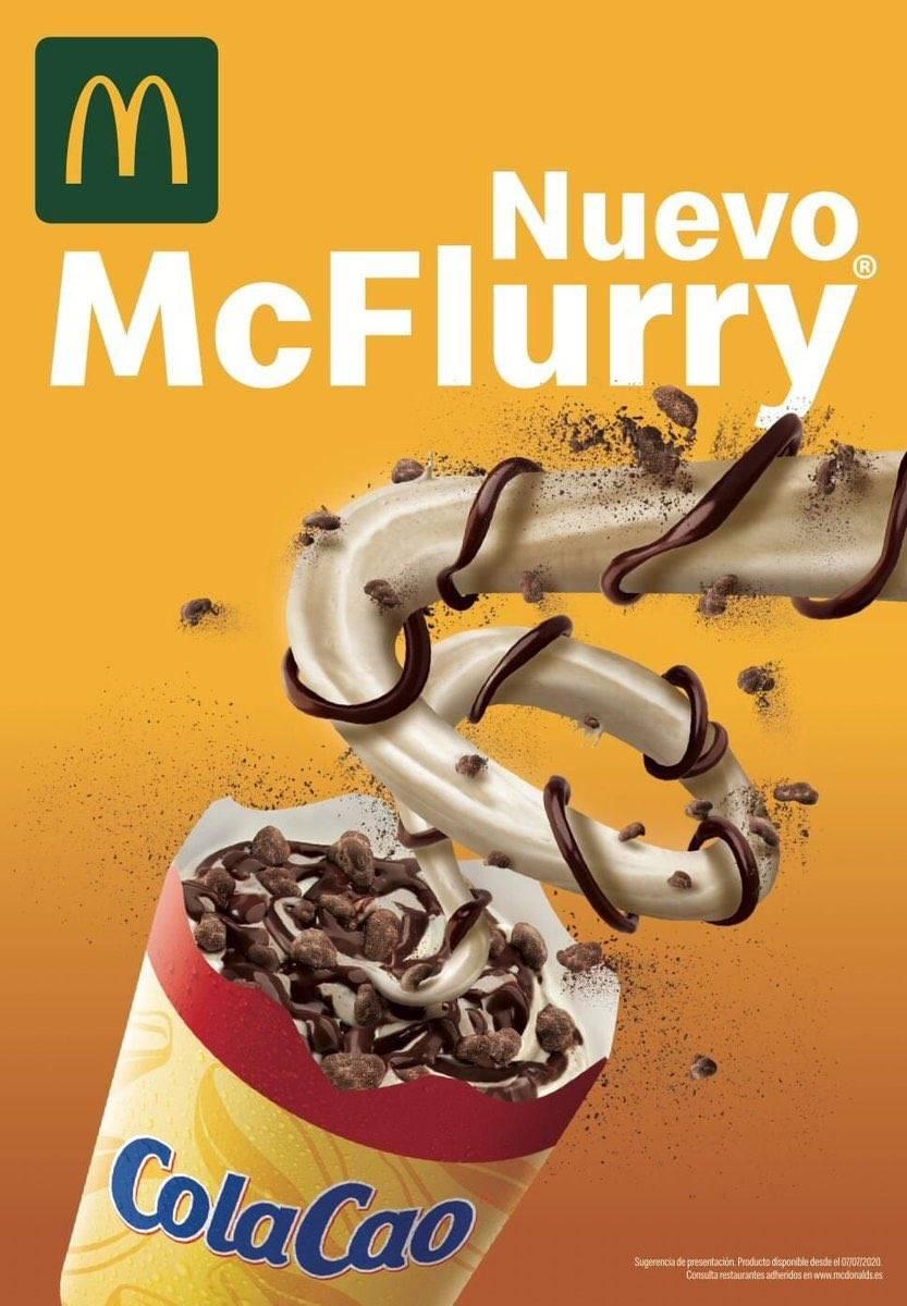 ¡PAREN LAS MÁQUINAS! ¡LLEGA EL COMBATE DEL SIGLO!  McDonald's y su McFlurry de Colacao VS. Burger King y su King Fusion de Nesquik 😱😱😱. Hagan sus apuestas 😎🤑🤑🤑  #McDonalds #McFlurry Colacao #BurgerKing #KingFusion #Nesquik