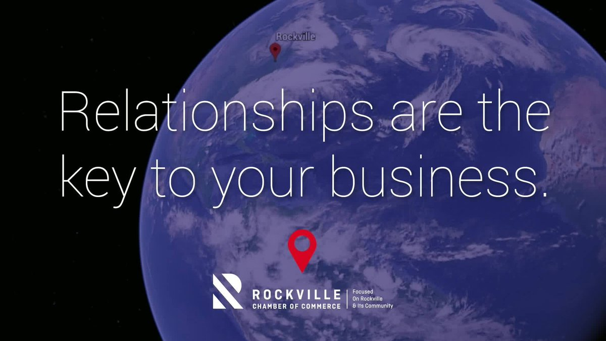 How does membership benefit your business? Attend this FREE online event & learn how your business can get the most out of membership. July 15 at 8:30 AM. RSVP here: https://t.co/woMqrrx5yw  #businessnetworking #businesscommunity #rockvillechamber #rccmember #supportsmallbusiness https://t.co/EthLw7JzqB