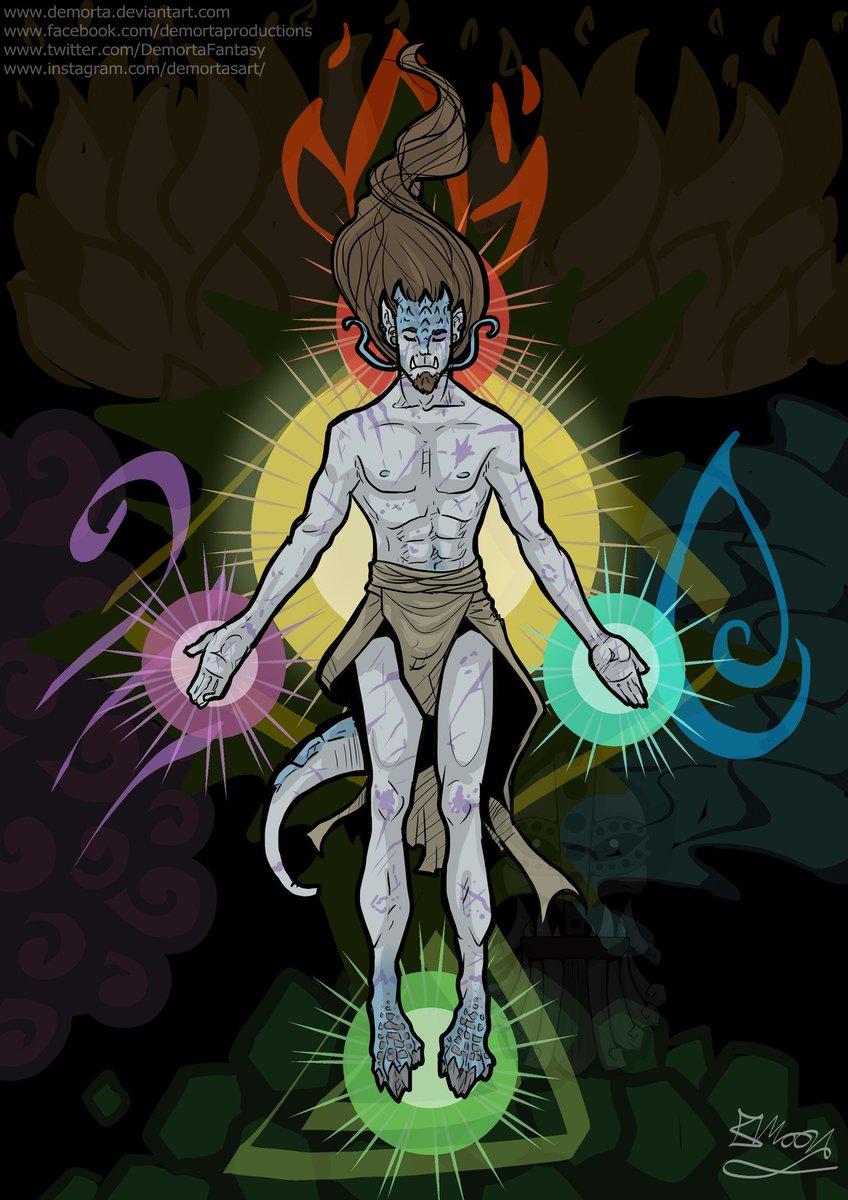 Embracing the elements~  #art #artist #illustration #illustrator #drawing #WorldofWarcraft #warcraft #worldofwarcraftart #warcraftart #digitalart #ritual #fantasy #fantasyart #fantasyartist #orc #orcs #maghar #horde #ancestors #magic #halforc #draenei #spirits #shaman #elementspic.twitter.com/nQulSEXq67