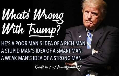 Trump is a traitor and an imbecile. That say a lot about the milk duds that follow him. <br>http://pic.twitter.com/jHBpDOks7G