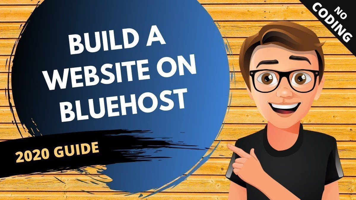 """[VIDEO] 🎬 """"How To Build A Website On Bluehost"""" BRAND NEW 😍  Check it out here 👉   Please like and retweet ❤️ #tweegram #bestoftheday #smile"""