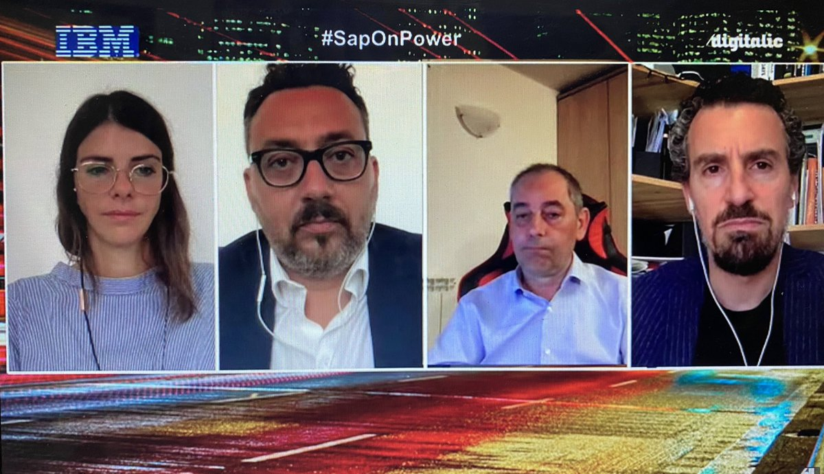 #SapOnPower