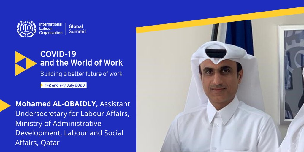 Qatar has drawn necessary plans for the reconstruction all while drawing a future road map that is human-centred. We attach great importance to collective work and international cooperation.   https://t.co/eWLtoGgmn2 https://t.co/V1iZoVchnH