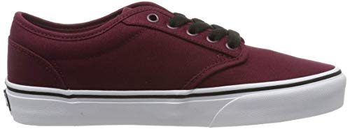 Vans Atwood Canvas, Zapatillas para Hombre, Rojo (Oxblood/White 8J3), 41 EU antes 65€, ahora por 29.99€ #oferta #chollo #descuento  compra: https://www.amazon.es/dp/B00CJWQV2I?tag=collateproduc-21&linkCode=osi&th=1&psc=1 …  haz RT, más en http://collateproducts.com pic.twitter.com/8OpucoCjNT