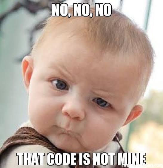 Sometimes situation becomes like.....  #c #learntocode #learning #CodeNewbie #java #javascript #CodingTips #Coding #codinglife #programming #PHP #Python3 #PythonProgramming #cpluspluspic.twitter.com/GF5wfOjcto