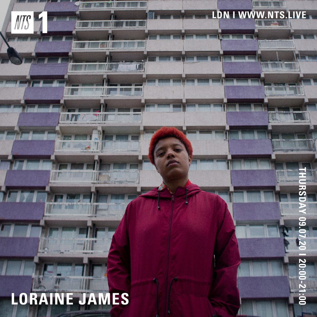 Tune in at 8pm (UK time) for my first NTS show. Will be on the nts chat from 8, so say hey