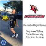 Image for the Tweet beginning: Celebrating our seniors! Danielle is headed