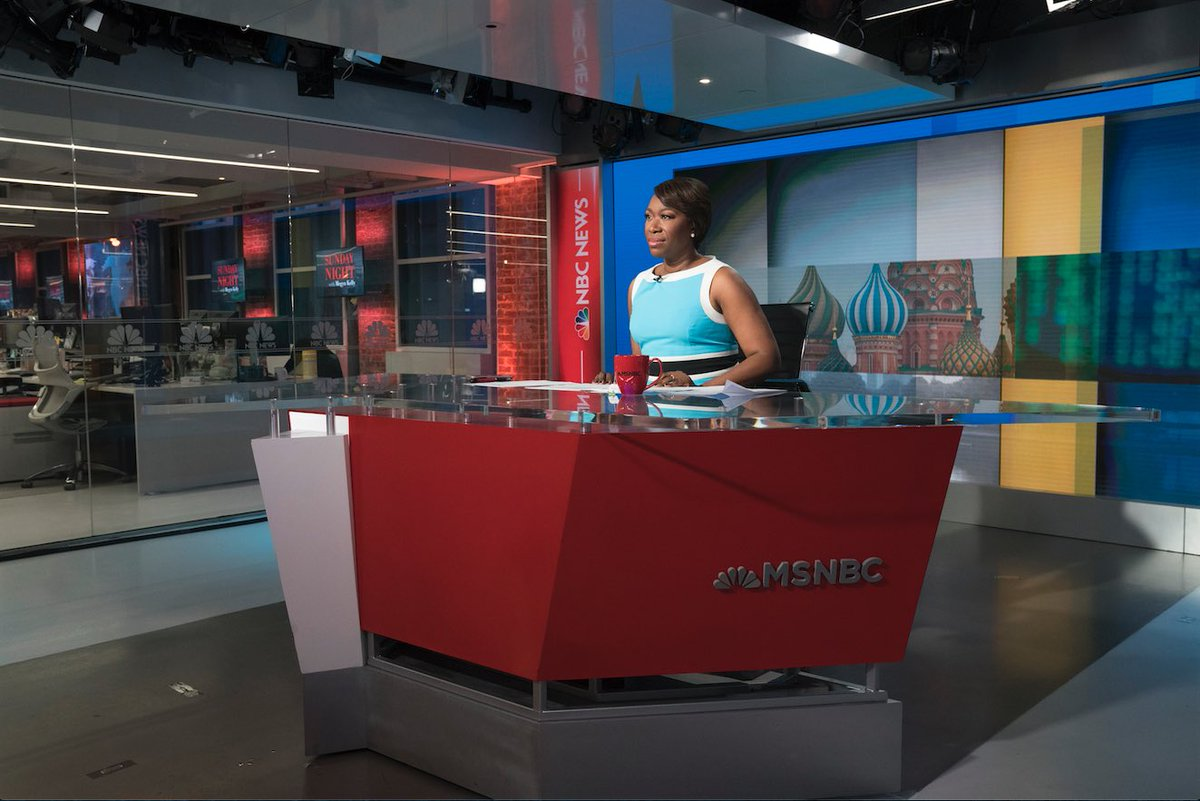 I'm so proud of my brilliant friend and colleague @JoyAnnReid.  Congratulations, good sis! You are a trailblazer and I can't wait to see what magic you'll make with your new primetime show!   (The ReidOut weekdays at 7pm EST on @MSNBC.)