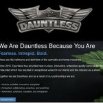 Image for the Tweet beginning: Shoutout to all those #Dauntless