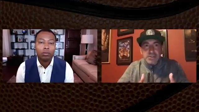 """""""We can't shy away from it. We need to look this history in the eye and say never again.""""  One Community's Scott Budnick on the need to confront our history of racial oppression & take collective action against systemic racism. #NBAVoices  1-on-1 with Caron Butler, 7pm/et on @NBA https://t.co/V9XXUuVbsv"""