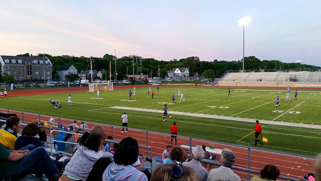 SOCCER FANS: Forward Madison FC will be playing games at Hart Park in Wauwatosa as full-contact sports are currently not allowed in Dane County. buff.ly/3iLUNtj