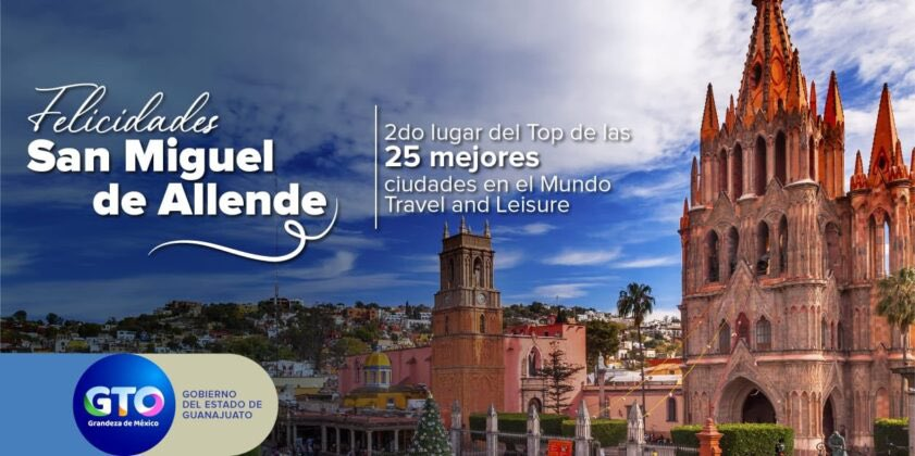 San Miguel de Allende in Guanajuato was awarded as the second best city in the world by the World's Best Awards 2020😱😍❤️ #bestcity #reopening @yoamosma #travels @gobiernogto   San Miguel is awarded again  vía @GtoNews