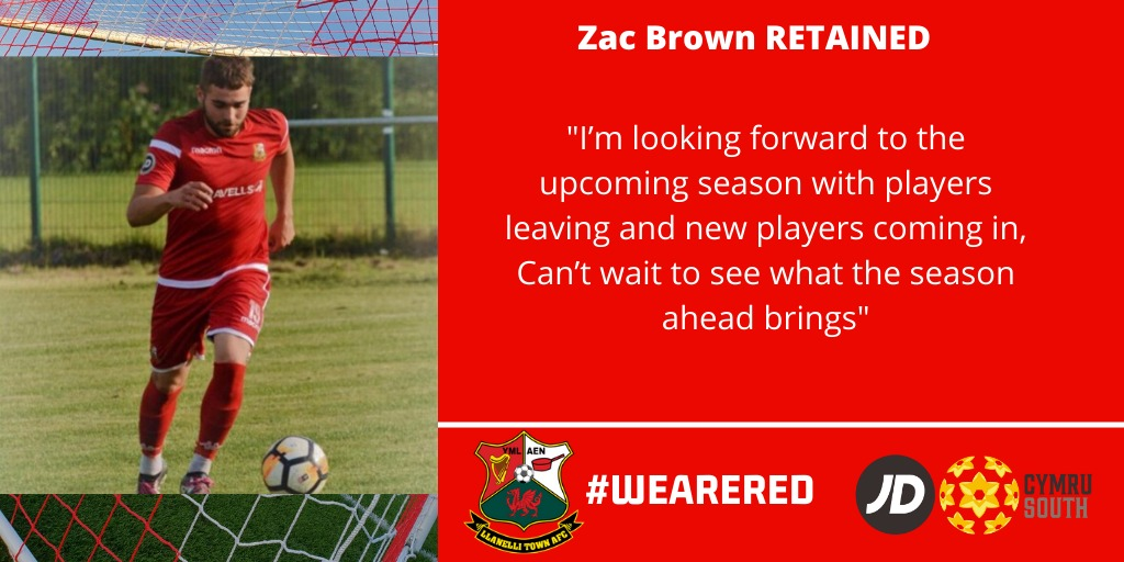 The 1st of our defensive line. Pretty good going forward too @ZacBrown21  #WeAreRed https://t.co/xDKoP00ijX