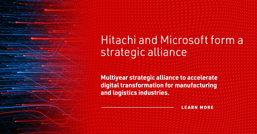 To meet the growing demand for #predictivemaintenance and process #automation, @HitachiGlobal and @Microsoft are working together to support enterprises as they tackle challenges infused by the #COVID19 pandemic. https://t.co/xWxYthBHHm  #ScaleDigital https://t.co/EWiYSuqSIq