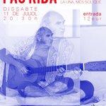 Image for the Tweet beginning: Concert de Pau Riba aquest