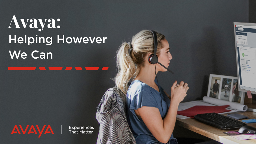Avaya COVID-19 Hotline: Call Avaya for support and guidance on transitioning to remote workforce solutions for your employees & #contactcentre agents. Look up your local hotline number here: https://t.co/F3V6dwJnju #AvayaCares https://t.co/DTpMOw5dw1
