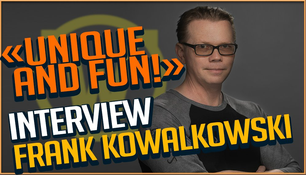 Et voilà ! Voici l'interview avec Frank KOWALKOWSKI,  Le Directeur Technique de World Of @Warcraft_FR ! 15-20min d'Interview rien que pour vous !   ▶️ https://t.co/D4aMde5Urb ◀️  #Shadowlands https://t.co/J3xtce0QM3