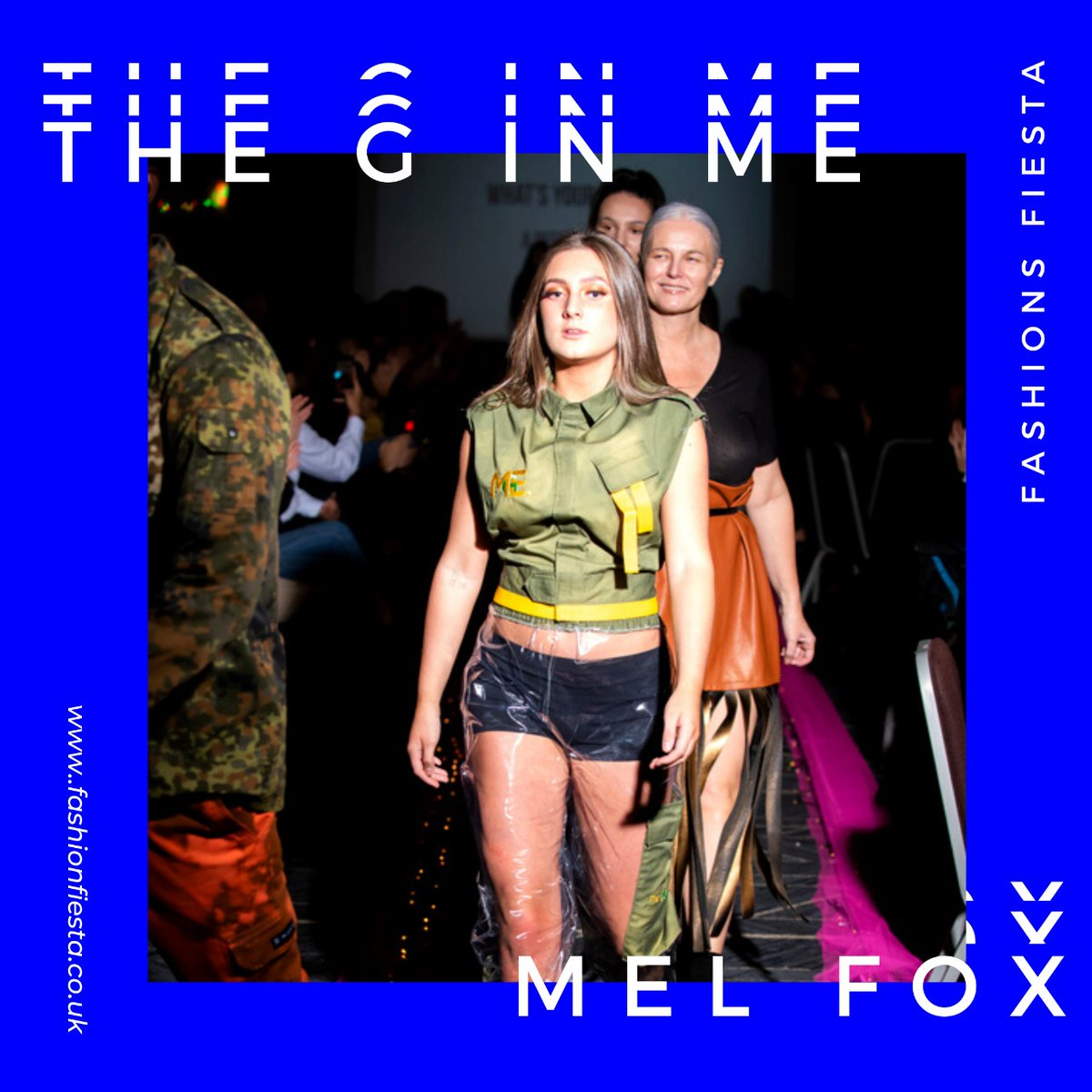 We're missing @fashionfiesta_ this year here is a #Throwback to 2019.  Meet THE G IN ME by 2019 designer MEL FOX⠀ ⠀ Mel's brand THE G IN ME inspires YOU to be a HIGHER YOU.⠀ ⠀ What outfit makes YOU a BETTER you? Let us know below!⠀  #ThrowbackThursday #Charity #TBT https://t.co/uYmqEhWXjt