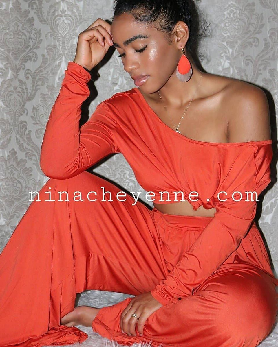 Casual and cute loungewear  Shop: http://ninacheyenne.com    #ninacheyenne #stylegoals #newarrivals  #styleoftheday #fashionboutique #boutique #essencestyle #essencemag #boutiques #twopiecedress #buyfromablackwoman #blackqueen #buyblack #obwsbuyblackchallenge #myblackstartuppic.twitter.com/MzhNcdI7dd